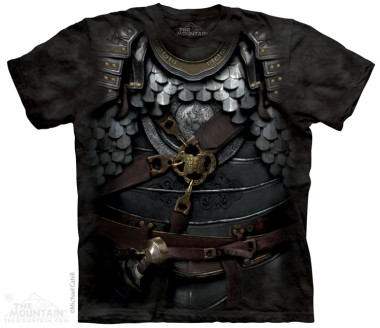 The Mountain Centurian Armour rövid ujjú póló
